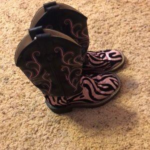 Other - Little girls cowboy boots